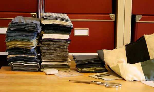 Reuse fabric scrap