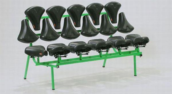 ride a bench 2