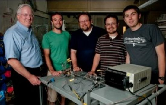 rocket thrusters to clean up wastewater and power