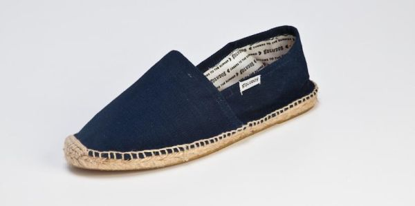 rope sole shoe