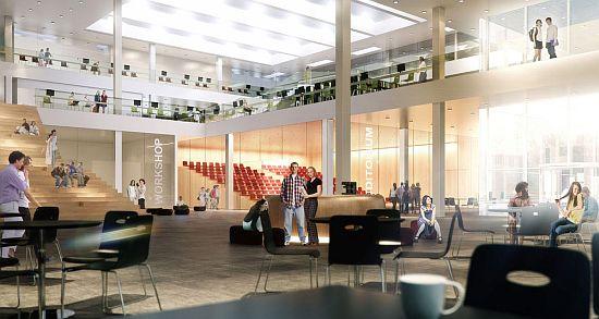 roskilde university center design henning larsen 2
