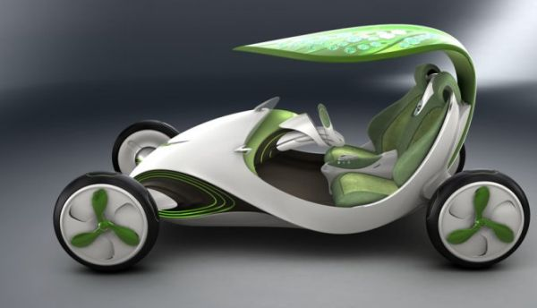 SAIC YeZ Concept car