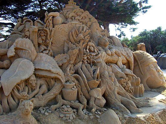 sand sculpture 21