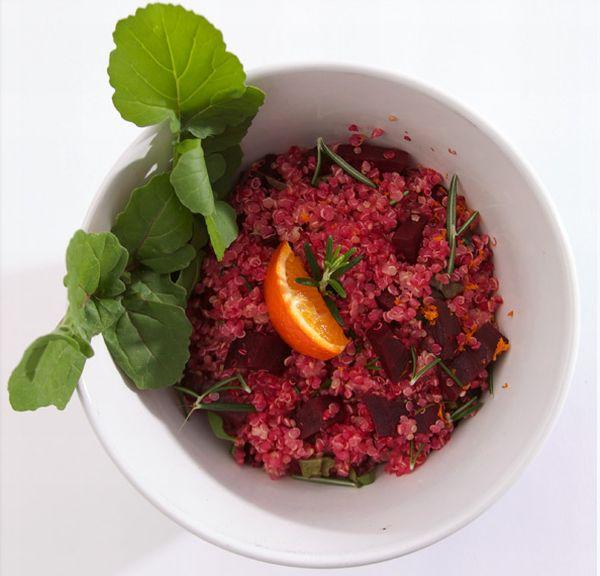 scarlet quinoa
