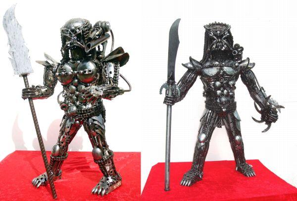 Sci-fi movie monsters