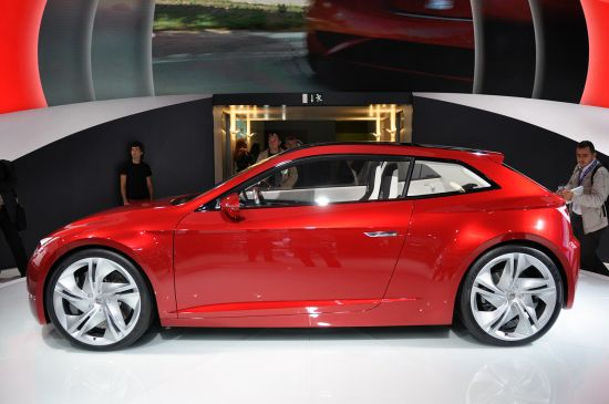 seat ibe all electric sports coupe 5