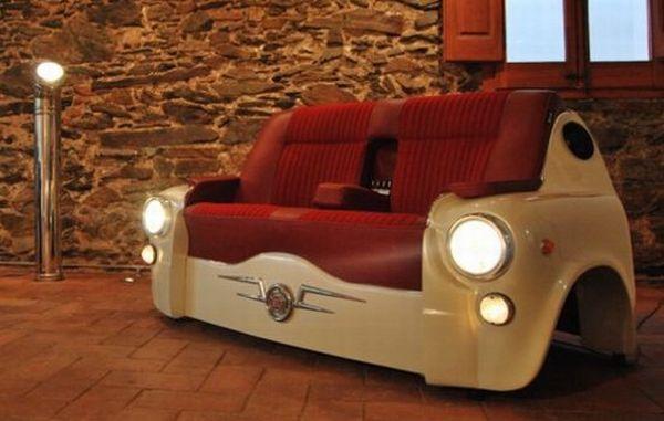 Seat 600 sofa
