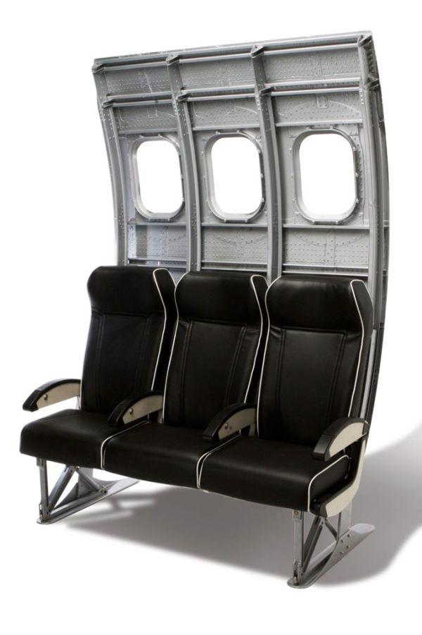 seat fuselage 3