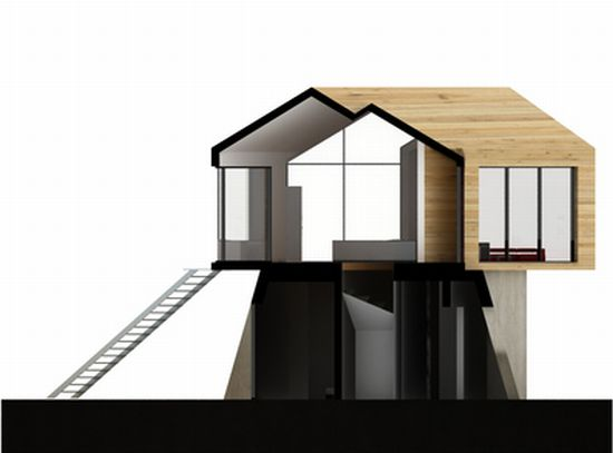 self sufficient water housing 2