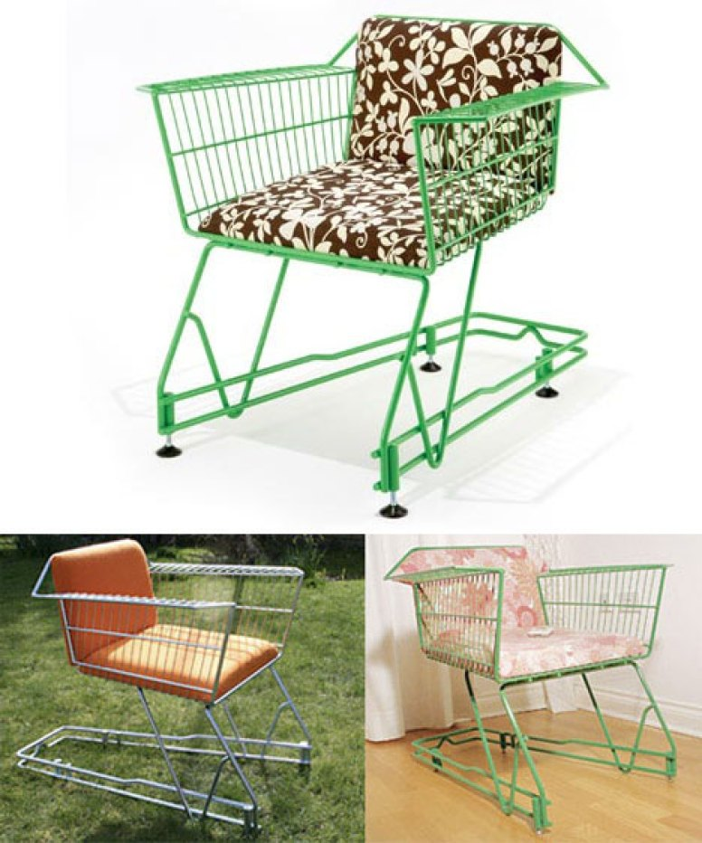 Shopping Cart Chair