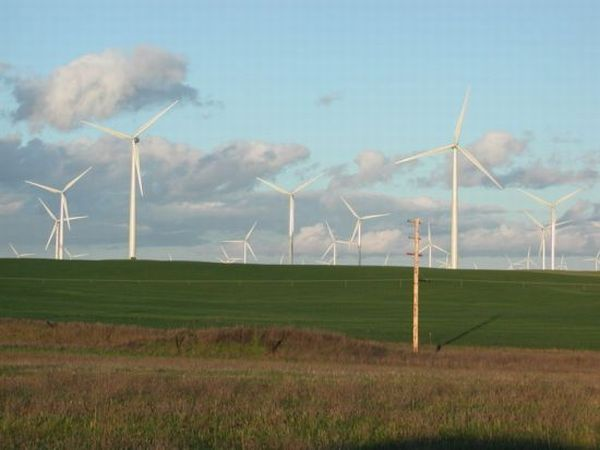 Silverton largest wind farm