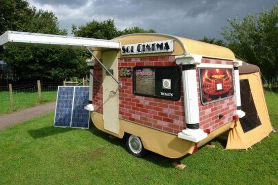 sol cinema solar powered movie house 2