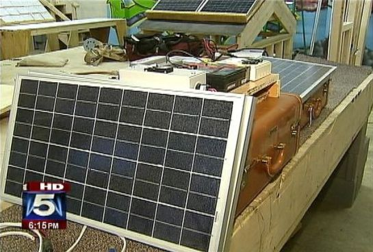 solar kits for haiti