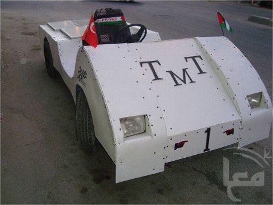 solar powered electric car 2