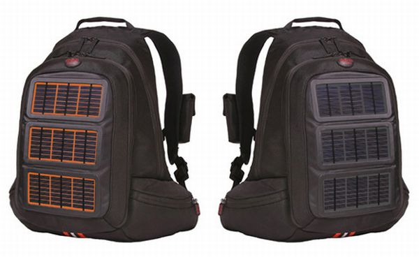 Solar Backpack by Voltaic