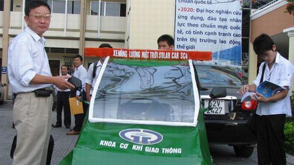Solar Car C4
