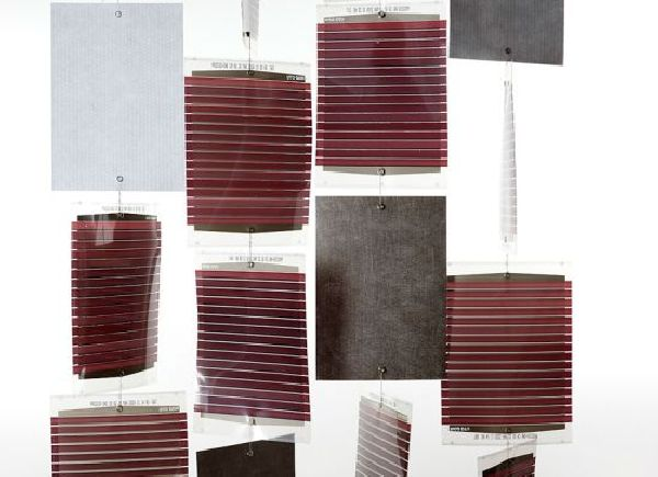 Solar curtain SunTiles