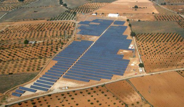 Solar design and landscape