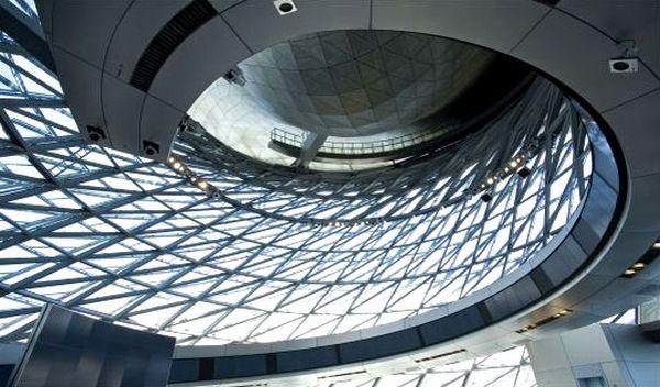 Solar-powered Masterpiece in Munich
