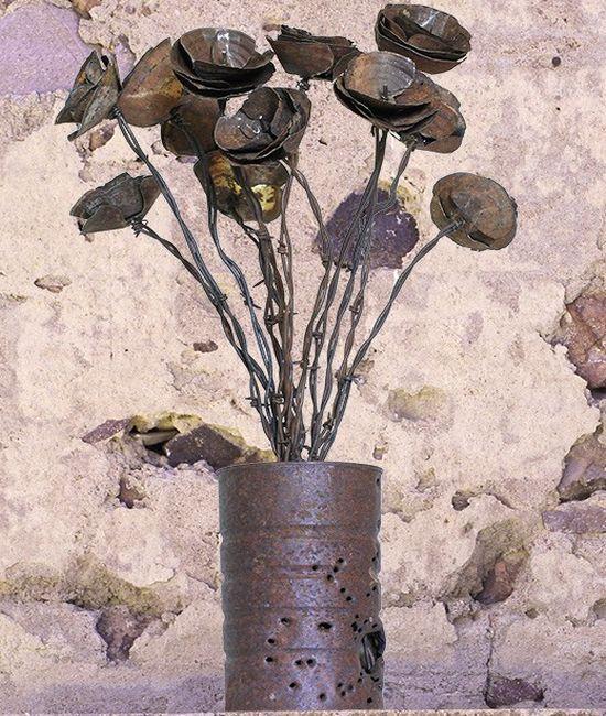 Inspirational sonoran tetanus flower large bouquet