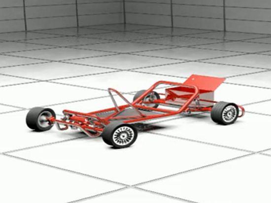 sophie solar car 1