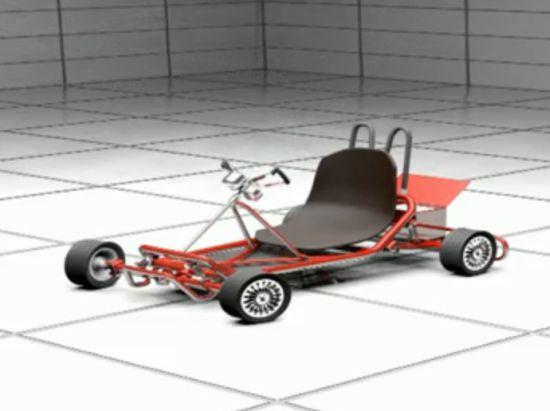 sophie solar car 3