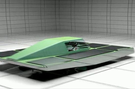 sophie solar car 5