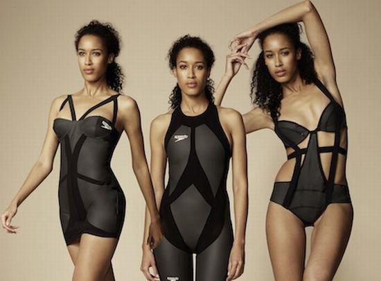 speedo recycled swimwear 1