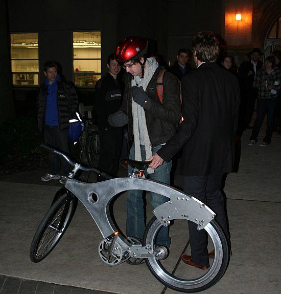 spokeless human powered bike 9