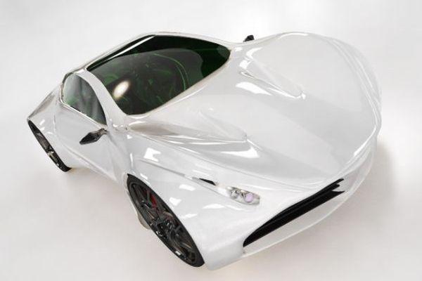 Squalus concept car