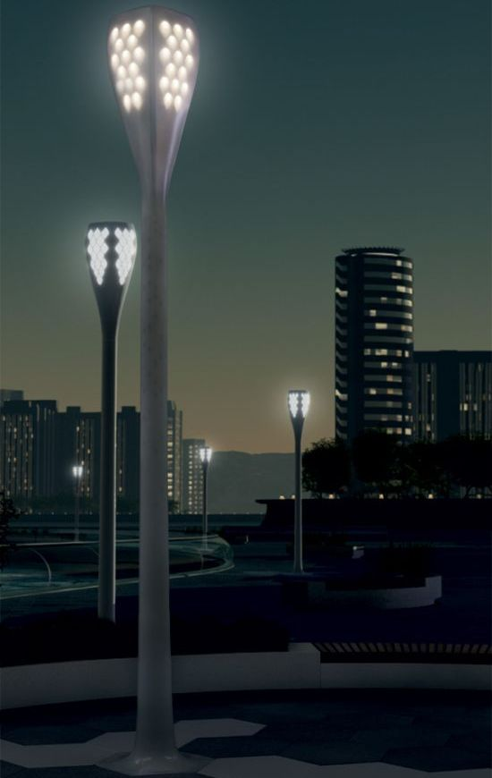 sustainable city light 3