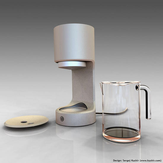 sustainable coffee maker sergej kuckir 4