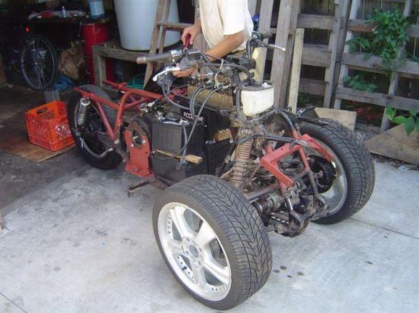 Swee's Bio-Hybrid Trike