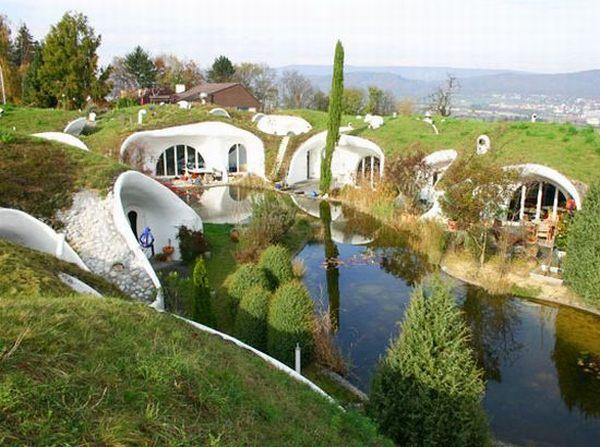 Swiss estate