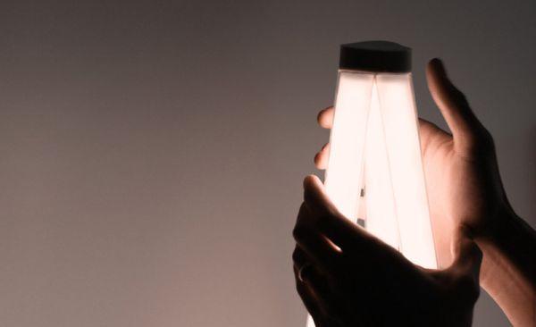 Tepee Floor Lamp