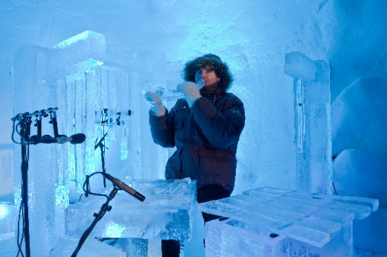 terje sungsets ice musical instruments 5