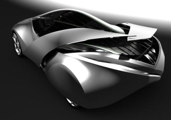 the car of light2