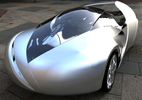 the car of light3
