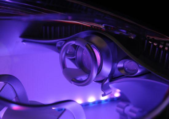 the car of light4