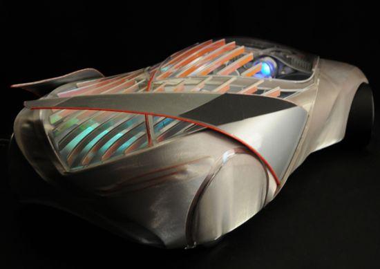 the car of light5