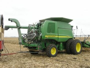 the dual stream single pass harvester 9