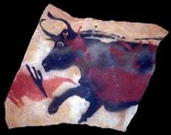 the great bull of lascaux 9