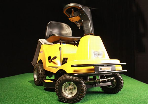 The Recharge Mower