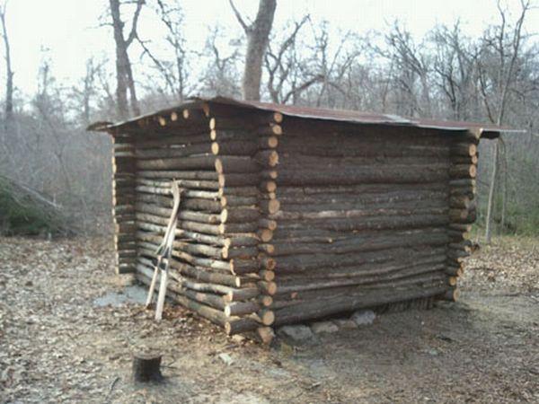 timber made cabin 2