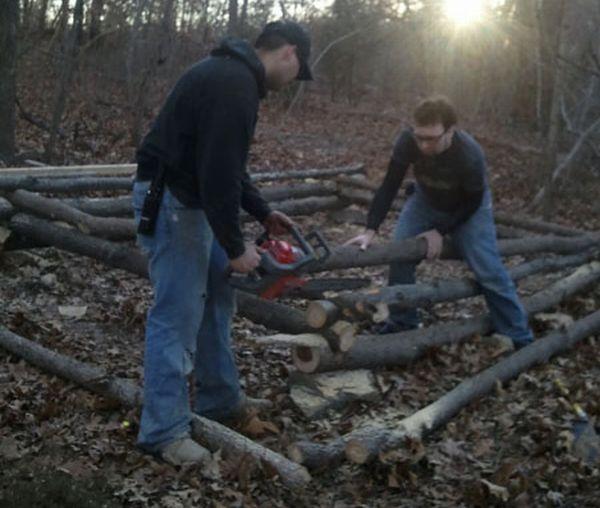 timber made cabin 5