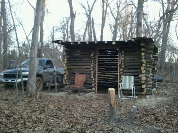 timber made cabin 6