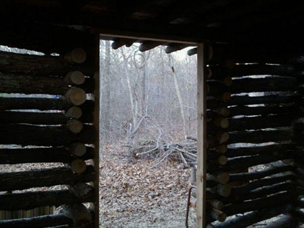timber made cabin 7