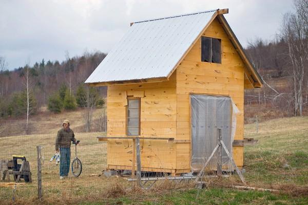 Tiny House in Vermont