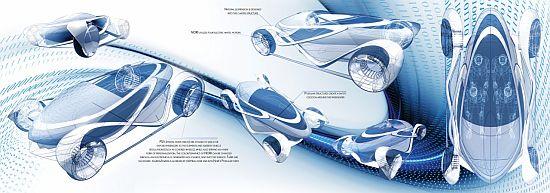 toyota nori concept electric car 3