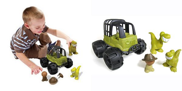 Toys for earth loving kids